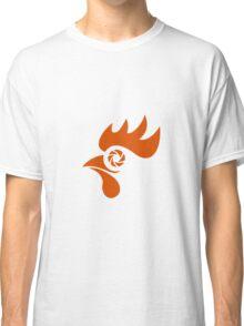 Rooster Eye Shutter Retro Classic T-Shirt