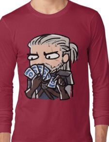 The Witcher - Gwent Long Sleeve T-Shirt