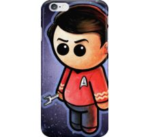 """""""Aye Captain"""" POOTERBELLY iPhone Case/Skin"""