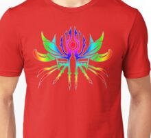 Tribal Aztec Acid Sun  Unisex T-Shirt