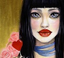 Venus - a modern day gal by KimTurner