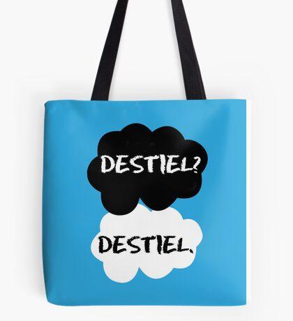 Destiel - TFIOS Tote Bag