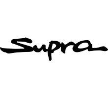 Toyota Supra by fadouli