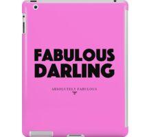 Absolutely Fabulous - Fabulous Darling iPad Case/Skin
