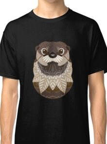 Ornate Otter Classic T-Shirt