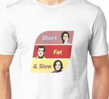 The Grand Tour - Short, Fat & Slow Unisex T-Shirt