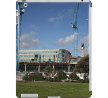 South East Water Frankston Office Construction 2 iPad Case/Skin