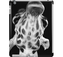 Giraffe Portrait iPad Case/Skin