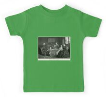 Grant at home - 1869 Kids Tee