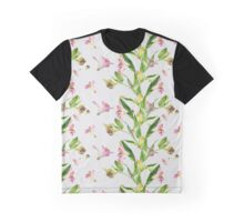 flowers lilies and alstroemeria Graphic T-Shirt