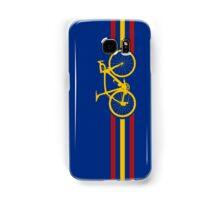 Bike Stripes Spanish National Road Race v2 Samsung Galaxy Case/Skin