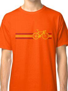 Bike Stripes Spanish National Road Race v2 Classic T-Shirt
