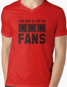 I've Got A Lot Of Fans Mens V-Neck T-Shirt