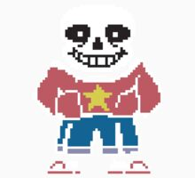 Steven Univers / Sans Undertale (Same guy?) Kids Tee