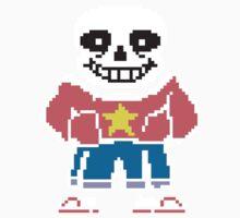 Steven Univers / Sans Undertale (Same guy?) One Piece - Short Sleeve