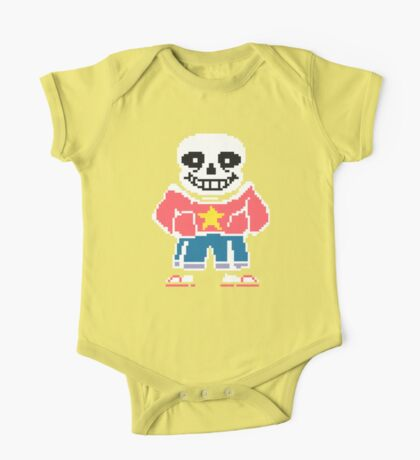 Steven Univers / Sans Undertale (Same guy?) One Piece - Short Sleeve