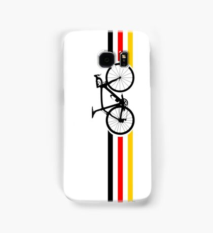 Bike Stripes German National Road Race v2 Samsung Galaxy Case/Skin