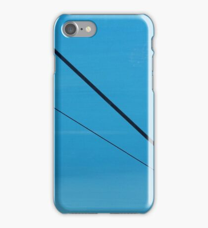 Power Lines 12 iPhone Case/Skin