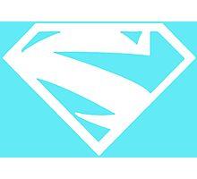 ELECTRIC SUPERMAN Photographic Print