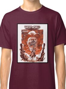 westworlds poster Classic T-Shirt