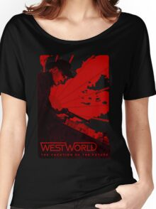 vacation of the future Women's Relaxed Fit T-Shirt