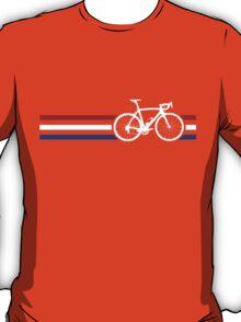 Bike Stripes Netherlands National Road Race v2 T-Shirt