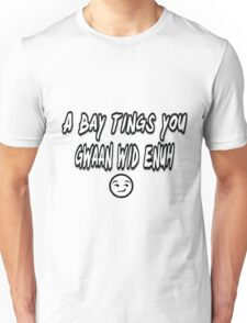 BAY TINGS  Unisex T-Shirt