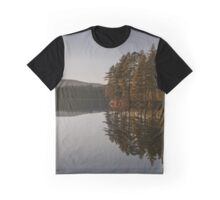 By the Lake Graphic T-Shirt