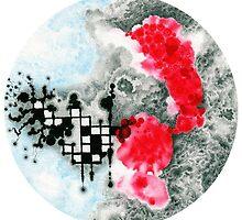 Atmospheric Microbiota #01 by Immy