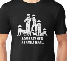 Top Gear - Some Say He's a Family Man... Unisex T-Shirt