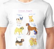 Doggies Unisex T-Shirt