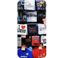 London Calling 0.9 iPhone Case/Skin