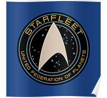 Starfleet logo - Star trek Beyond Poster