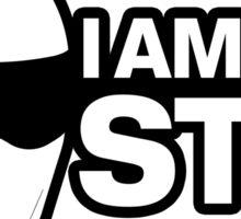Top Gear - I am the Stig Sticker