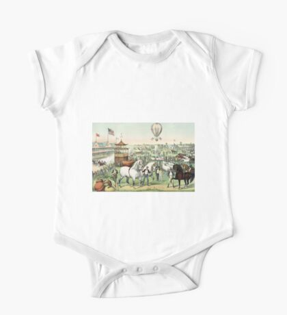 Great fair on a grand scale - 1894 One Piece - Short Sleeve