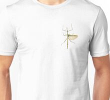 Strong Stick Insect Illustration Unisex T-Shirt