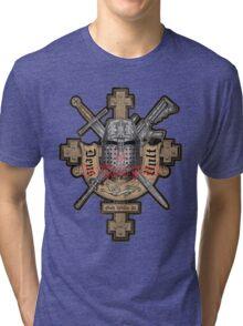 Deus Vult Tri-blend T-Shirt