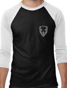 LMB (Small) Men's Baseball ¾ T-Shirt