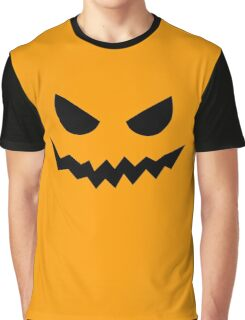 Halloween Pumpkin Cool Halloween Party Graphic T-Shirt