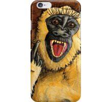 Monkey Bastard iPhone Case/Skin
