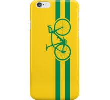 Bike Stripes Australian National Road Race iPhone Case/Skin