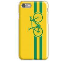 Bike Stripes Australian National Road Race iPhone Case/Skin