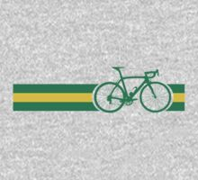 Bike Stripes Australian National Road Race T-Shirt