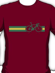 Bike Stripes Australian National Road Race T-Shirt