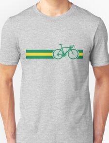 Bike Stripes Australian National Road Race Unisex T-Shirt