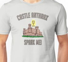 MONTY PHYTHON HOLY GRAIL - CASTLE ANTHRAX - ZOOT AND DINGO Unisex T-Shirt