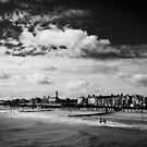 Southwold Beach #5 by David Hawkins-Weeks
