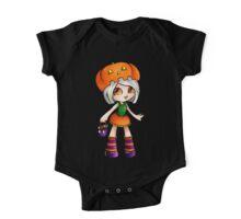 Shopkins OC Halloween Shoppie - Trixie Treat One Piece - Short Sleeve