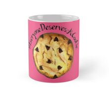 Everyone deserves a cookie - Design 1 Mug