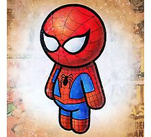 """WEB SLINGER"" POOTERBELLY Photographic Print"